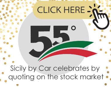 Sicily by Car celebrates its 55th anniversary.
